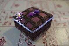 scatola torta crostata in legno...scatola artigianale. www.daphnedj.eu