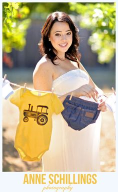 Maternity portraits by Anne Schillings Photography. Pregnant photo field truck vintage retro country vineyard boy baby girl grapevines clothesline clothes sign cute pretty beautiful red blue tan cream dress maxi jean denim jacket shoes boot john deere tractor couple love hug pose belly tummy stomach   wrangler wranglers  https://www.facebook.com/anneschillingsphotography