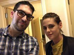 Kristen Stewart 'Personal Shopper' Interview via @welivenetwork
