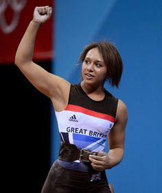 Olympic Weight-Lifter Zoe Smith in response to a critic who said she was unattractive and looked like a man...