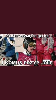 Polish Memes, Ski Jumping, The Vamps, Wtf Funny, Fc Barcelona, Reaction Pictures, Best Memes, Skiing, Jumper