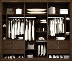 guarda-roupa pts espelh. 100% mdf ravena top - móveis rufato                                                                                                                                                                                 Mais