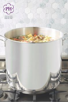 The princess heritage stainless steel classic 45 qt - Ollas para cocinar ...