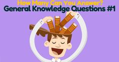 Are you a know it all or trivia buff? Take this quiz and see how many general knowledge questions can you answer. If you need to review your answers, an answer key is located at the very bottom of the results page. Early Education, Children, Kids, Inbound Marketing, This Is Us, Ham, Toddlers, Preschool, Learning