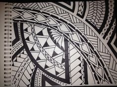 Polynesian tattoos - free tattoo designs, Polynesian tattoos are an ancient art that has been receiving a lot of attention in modern times. Description from design.newtattoo.net. I searched for this on bing.com/images