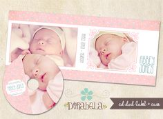 Cd Dvd Label Case Photoshop Psd Templates  Photography Psd