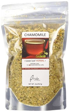 Hale Tea Herbal Chamomile Flowers, 2-Ounce * For more information, visit image link. (This is an affiliate link and I receive a commission for the sales)