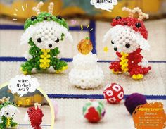 FREE Bead Pattern Dog in dragon costume