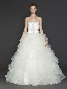 Winnie Couture Bridal Fall 2015 Collection