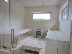 Taloja ja Toiveita: Asuntomessut 2012: jotakin uutta saunaelämään
