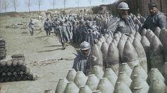 WW1, 1916. « Apocalypse Verdun » : la guerre à la télé, revue et colorisée