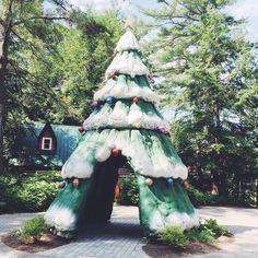 Santas Village, Bracebridge, Ontario