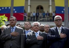 CARACAS, Venezuela (AP) — The new leader of Venezuela's opposition-controlled National Assembly pushed lawmakers toward reaching a negotiated solution with the government Friday, a strategy that has sowed divisions among President Nicolas Maduro's detractors. Omar Barboza told l... Read More Details: https://www.stl.news/new-venezuela-congress-leader-pushes-negotiated-solution/62332/