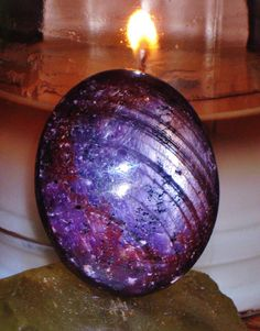 GIANT Blood Red Ruby Violet Star Sapphire Scrying Cabochon - Love, Passion, King of Gems, Kundalini Energy, Sexual Expression, Attraction