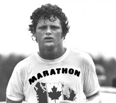 Terry Fox's Marathon of Hope. A marathon a day every day across Canada. I Am Canadian, Canadian History, Canadian Things, Fox Facts, Prosthetic Leg, Social Studies Activities, Teaching Resources, O Canada, How To Raise Money