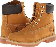 Timberland - 6 Premium Boot Women's Lace-up Boots for women who are the outdoors explorer or who do the work outdoors.#ad