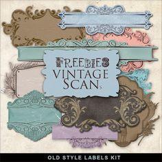 Far Far Hill: Freebies Labels Kit