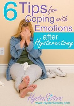 6 Tips for Coping with Emotions after Hysterectomy – Menopause For A Woman Laproscopic Hysterectomy, Partial Hysterectomy, Endometriosis, Pcos, Amigurumi For Beginners, Endometrial Cancer, Menopause Symptoms, Early Menopause, Hormone Imbalance