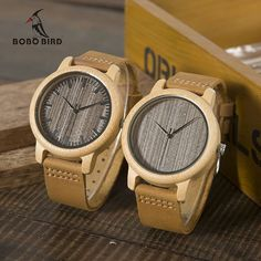 BOBO BIRD WL10 Womens Casual Antique Round Bamboo Wooden Watch for Men Leather Strap Lady Watches Top Brand Luxury Wrist Watch //Price: $29.14 & FREE Shipping //     #hashtag1 #women'scasualwatch #Woodenwatchesformen