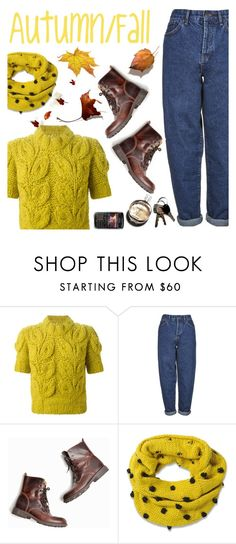 """""""fall season"""" by silycarsobers ❤ liked on Polyvore featuring Maison Margiela, Boutique, Chanel and 55DSL"""