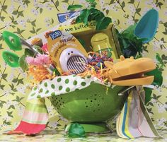 Alternative Easter Basket | Apartment Therapy