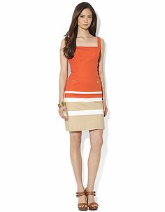 Chargeur nomade color block dresses for women
