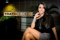 Esther Rodríguez, modelo de Trato Hecho