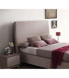 Comprar online Cabecero moderno tapizado modelo SALINES Sofa, Couch, Ideas, Bed, Furniture, Home Decor, Center Part, Templates, Modern Headboard