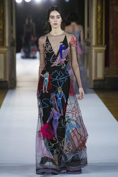 "praduh  ""Yanina Couture SS17 "" Runway Fashion, Fashion Show, Couture  Fashion, 5738b5905d43"