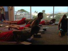 Studio 90: Namaste MNT by U.S. Soccer, youtube #Yoga #Soccer
