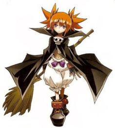 Shaman King - Mathilda Mathis