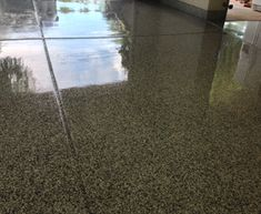 The Roll On Rock® Epoxy Flooring System is a very easy to install Epoxy floor coating that is applied over garage concrete floors, commercial concrete floors and industrial concrete floors. Covers 900-1000 sq ft. From Versatile Building Products