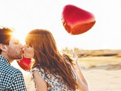 Did you know? Kissing is good for you.  Celebrate the month of love and give someone a kiss!