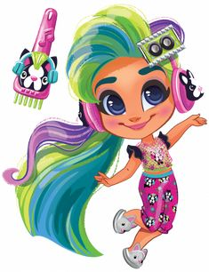 Lol Dolls, Cute Dolls, Twin Girls Outfits, Cute Panda Wallpaper, Panda Wallpapers, Cute Animal Drawings Kawaii, Shark Party, Slumber Parties, Girl Cartoon