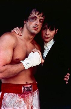 10 Knockout Boxing Movies to Watch After You've Seen 'Creed II' Rocky Balboa (Sylvester Stallone) and Adrian (Talia Shire) in Rocky, 1976 Rocky Sylvester Stallone, Stallone Rocky, Rocky Series, Rocky Film, Oscar Best Picture, Best Picture Winners, Rocky Y Adrian, Old Movies, Great Movies