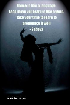 What a wonderful dance quote! If you are looking to take some dance classes or need dance supplies, visit Loretta's Dance Boutique in Keego Harbor, MI! For more information you can call us at (248) 738-9496 or visit our website www.lorettasdanceboutique.com!