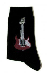 Musik-Socken E-Gitarre