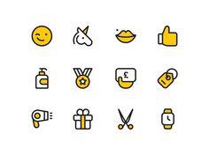 Dribbble - by Dmitri Litvinov Web Design, Flat Design Icons, Icon Design, Logo Design, Icon Gif, I Icon, Icons Web, Application Icon, Animated Icons