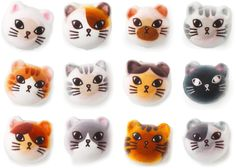 Nyarshmallow: The chocolate-filled cat-shaped marshmallows too ...