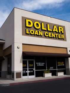 Dollar Loan Center in Hawthorne, CA
