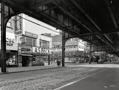 I wonder if anyone misses old neighborhoods (Jamaica Avenue and 165th St, Queens).