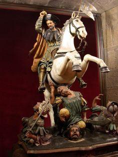 Saint Jacques, 6 Photos, Spain And Portugal, Religious Art, Warfare, Victorious, Vikings, Fair Grounds, History