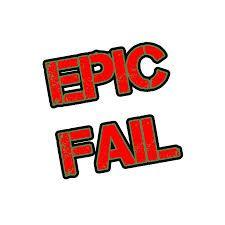 Epic boating fail!