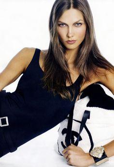 Karlie Kloss for Chanel