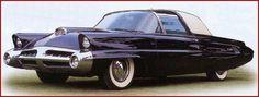Autos Concept de los años 50