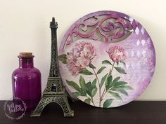 Decoupage on placemats