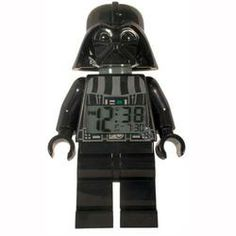 LEGO Star Wars Darth Vader Clock  $29.99
