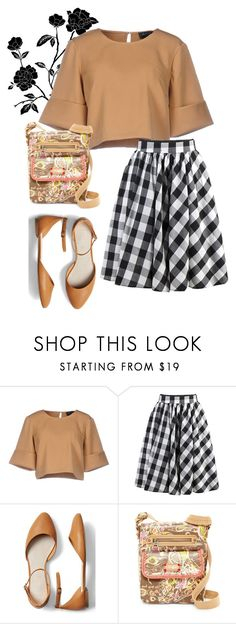 """""""bag"""" by masayuki4499 ❤ liked on Polyvore featuring The Fifth Label, Gap and Sakroots"""
