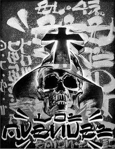 CHAZ BOJORQUEZ http://www.widewalls.ch/artist/chaz-bojorquez/ #calligraphy #design