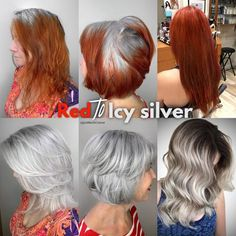 The hardest service you can perform in a hair salon is striping artificial color from the hair. However by taking a measuring steps you can… Grey Hair Transformation, Clarifying Shampoo, Hair Highlights, Salons, Hair Color, Take That, Dreadlocks, Long Hair Styles, Photo And Video